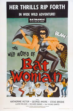 WILD WORLD OF BATWOMAN
