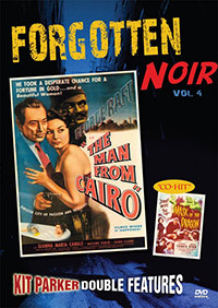 MAN FROM CAIRO, THE [UK: Crime Squad] [Italy: Dramma nella Kasbah]