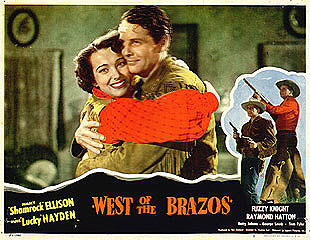WEST OF THE BRAZOS [TV Title: Rangeland Empire]